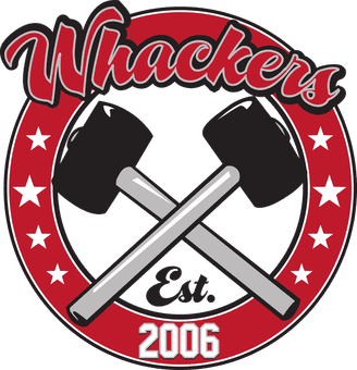 Whackers logo