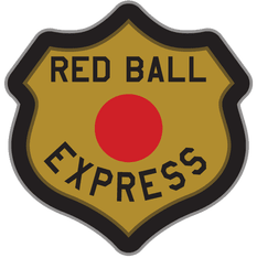 Red Ball Express logo